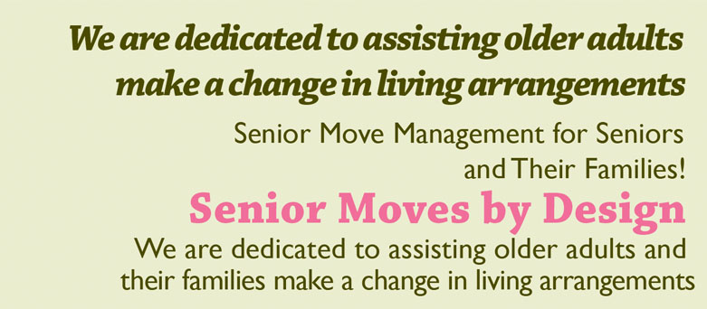 Senior Move Management Services